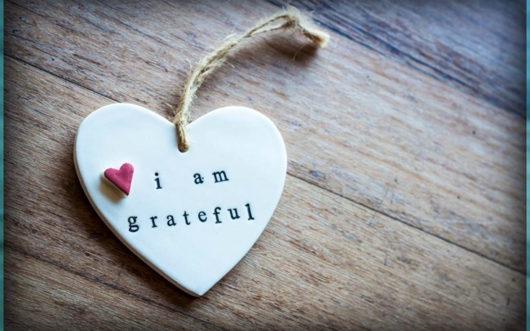 5 Minutes of Gratitude Attitude Raises Your Vibration