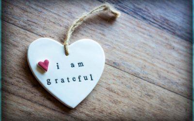 5 Minutes of Gratitude Attitude Raises Your Vibration