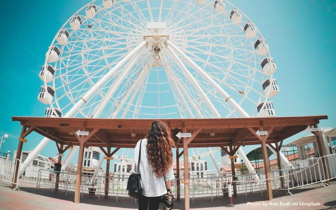 5 Easy Steps To Turn The Hamster Wheel of Life Into A Ferris Wheel