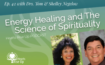 Ep. 42 – Energy Healing And The Science of Spirituality